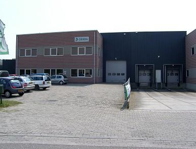 Bedrijfscomplex Uden